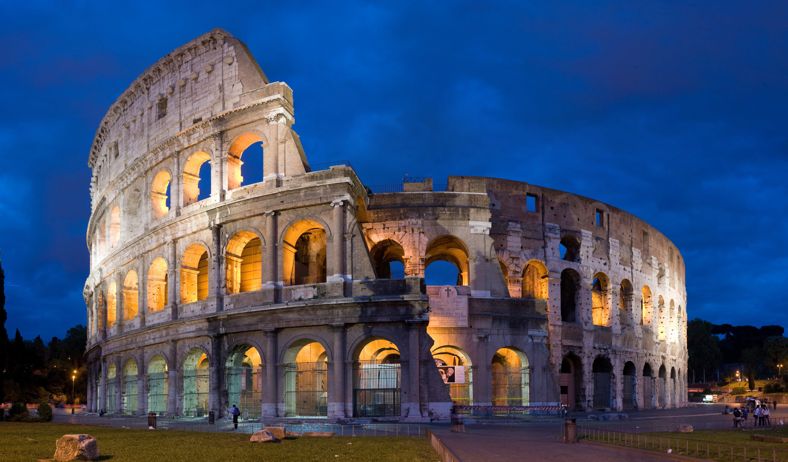 Rome - ancient Colosseum