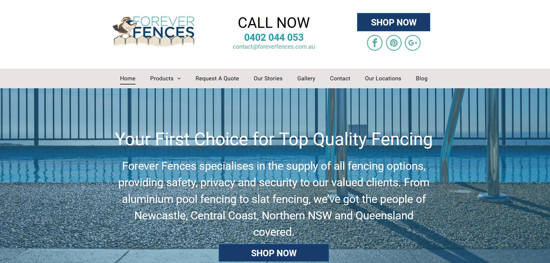 Forever Fences
